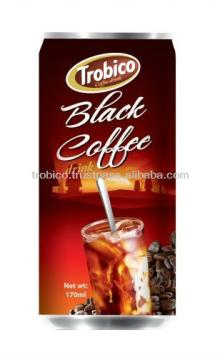Canned Black Coffee