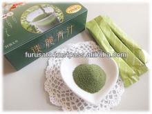 Green juice powder perfect as ice cream ingredients
