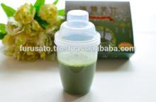 Green barley drink powder containing mulberry sasa veitchii melon placenta pineapple ceramide kiwi f