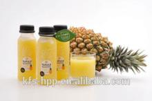 HPP 100% Taiwan Pineapple Fruit Juices with pulp