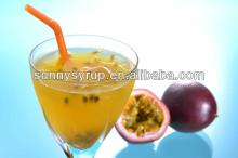 Bubble Tea Passion Fruit Concentrated  Juice  &  Syrup