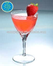 Strawberry Concentrated Juice & Syrup
