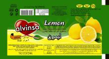 Lemon Flavored Powdered 9 gr Instant Drink