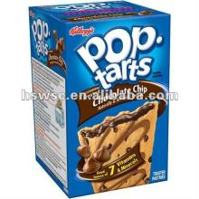 Kelloggs Pop Tarts Frosted Chocolate Chips Toaster Pastries 624gr