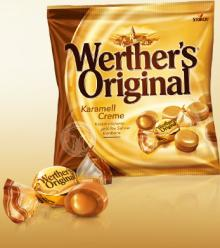 Werther's O. Karamell 125g RK Chocolate