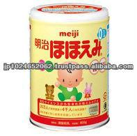 Safety meiji hohoemi powdered milk for first year baby