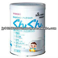 Supporting child growth nutrition milk powder product