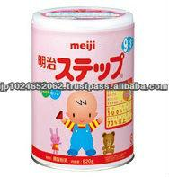 Meiji Step Baby Milk Powder Made in Japan