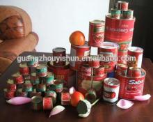 Tomato sauce in  Tin / Can  from China