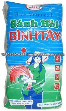 Binh Tay Rice Vermicelli 20x350 Gr