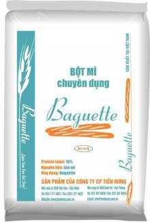 Vietnam Baguette Flour 25Kg