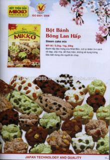 Vietnam Steam Cake Mix Wheat Flour 1Kg, 20Kg
