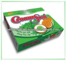 Creamsoni (Pandanus and Milk) Cream Biscuits 266g