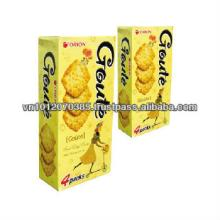 Vietnamese High-Quality Goute Biscuits (160G)