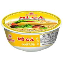 Instant Noodle In Bowl