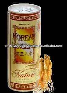 High-Quality  Korean  Ginseng Drink 240ml