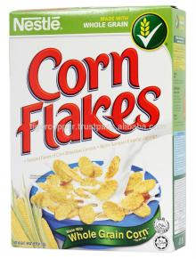 CORN FLAKES BREAKFAST CEREAL BOX 150G