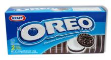 OREO CHOCOLATE SANDWICH COOKIES BOX 274G/OREO CHOCOLATE BISCUITS/OREO BISCUIT/OREO COOKIES