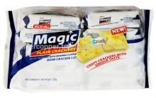 MAGIC PLAIN CRACKER PACK 250G/MAGIC COOKIES/MAGIC BISCUITS