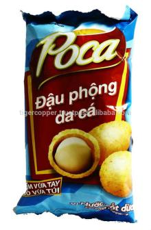 marketing plan poca snack