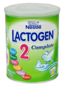 NESTLE LACTOGEN 2 COMPLETE MILK POWDER TIN 900G/NESTLE MILK POWDER