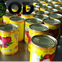 Canned lychee fruit in syrup/canned lychee processing/canned LITCHI