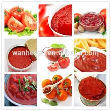 the high quality and the best price of tomato paste in drum 28-30% 36-38%