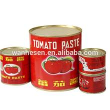 Organic Tomato Paste In Can Manufacturers & Exporter