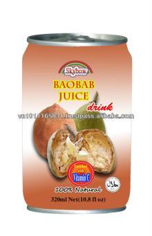 Baobab juice drink 320ml