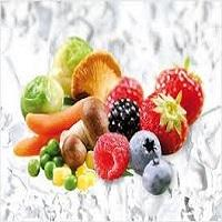 Frozen Fruits : pear , strawberry , raspberry , grapes , hawthorn ...