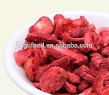 Chinese Freeze Dried Fruit Slices Freeze Dried Strawberry Slices