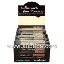 Lichfields Millionaire Shortbread 65g - GREAT QUALITY AND PRICES FROM THE UK