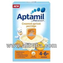 Aptamil Creamed Apricot Porridge - From 4 Months - GREAT QUALITY AND PRICES FROM THE UK