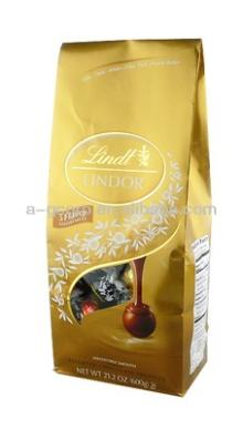 Lindt Lindor Truffles 5 Flavor Assortment Gift Bag