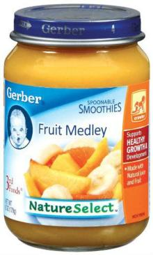 3RD FOODS DESSERT FRUIT MEDLEY 12 CASE 6 OUNCE