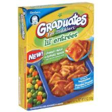 UP-AGE LIL ENTREE CHEESE RAVIOLI CARROT/PEAS/CORN 12 CASE 6.6 OUNCE