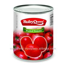 Whole Peeled tomato in Thick natural Juice