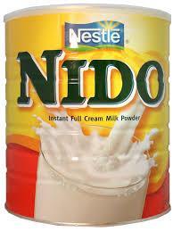 Nido Milk Powder Arabic Text 2500 g x 6