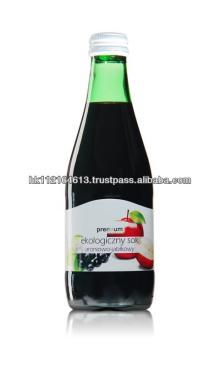Aronia juice 100% organic, factory