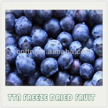 100% natural instant freeze dried blueberry powder