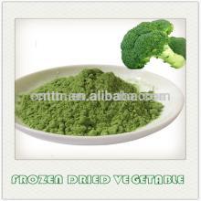 100% natural instant freeze dried broccoli powder