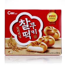 Awesoem Fusion Cookie! Tasty Chewy Rice Cake Cookie Large Pack. Model: JCS-110