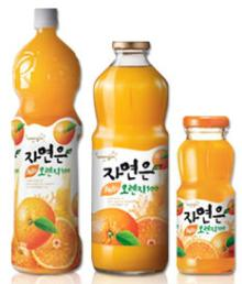 Champion of Fruit Juice! Sweet Natural Orange Juice. Model: JWF-140