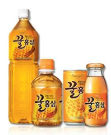 Amazing Health Drink! Tasty and Healthy Honey Red Ginseng Drink. Model: JWF-260
