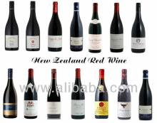 New Zealand Red Wines