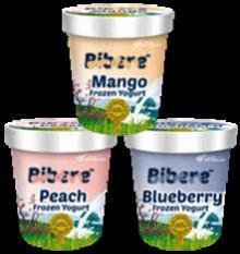 New Zealand Frozen Yoghurt