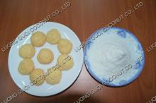 HIGH FAT DESICCATED COCONUT POWDER