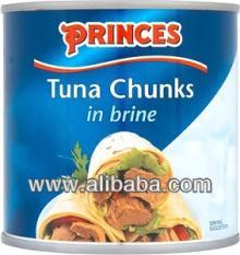 Princes tuna in brine