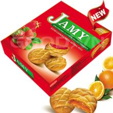Jamy Strawberry Flavour Cookies (200 Gr)