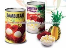 THAI RAMBUTAN CANNED in SYRUP